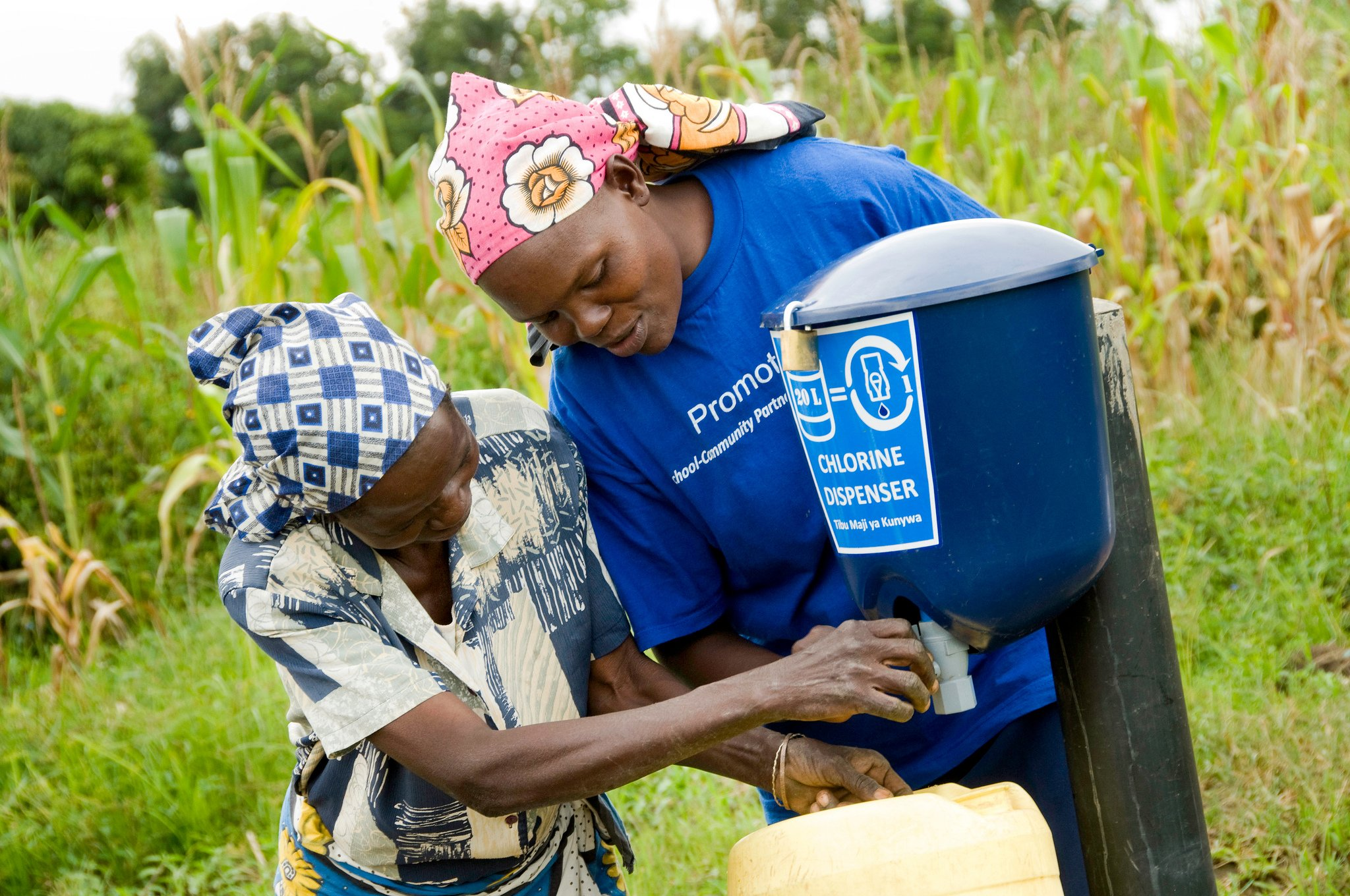 Announcing a Big Milestone: Carbon Credits for Dispensers for Safe Water in Uganda Approved