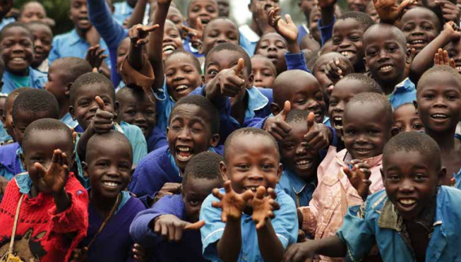 Kenya Deworming Results Announced: 6.4 million Children Worm-Free and Ready to Learn
