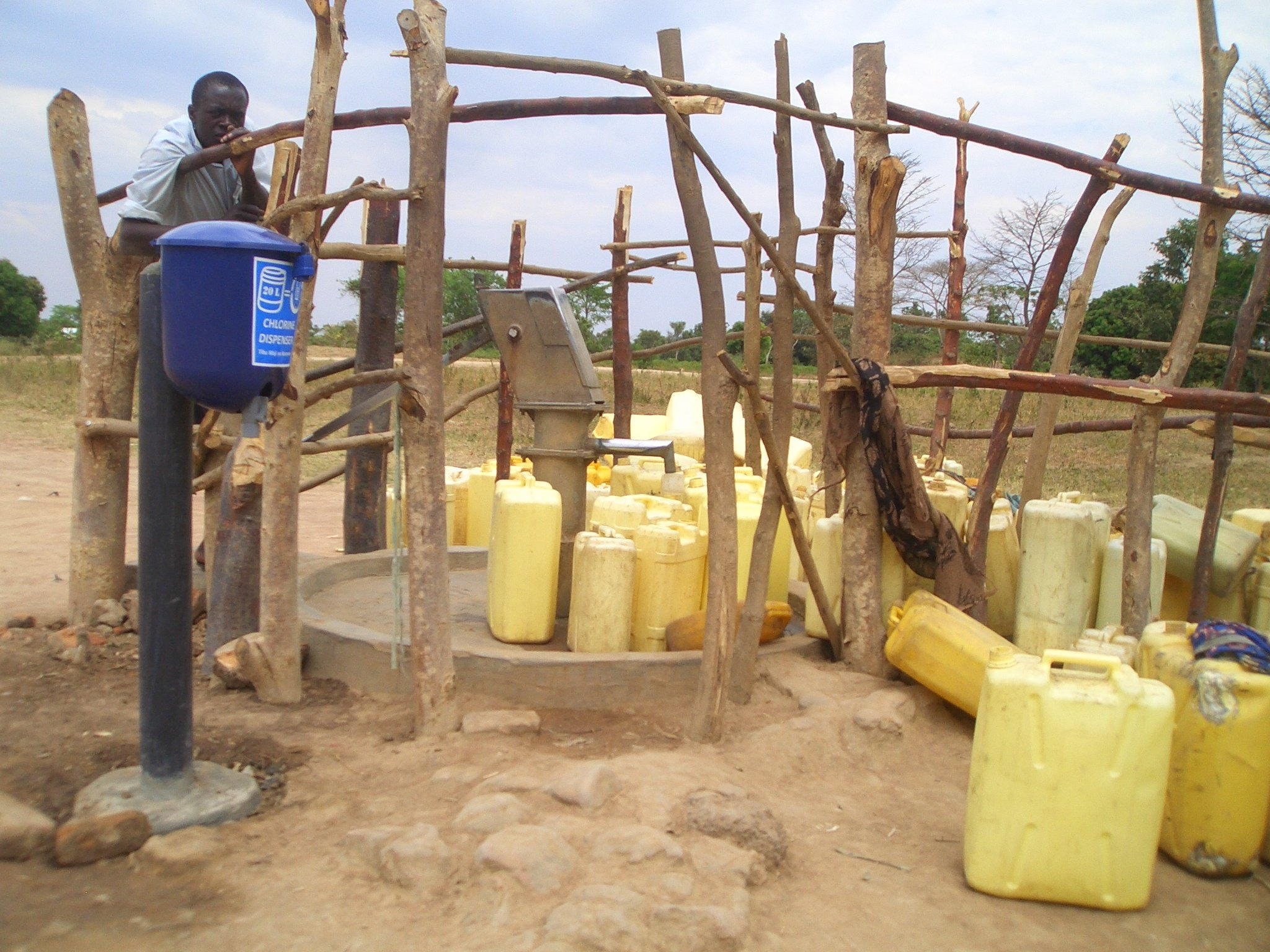 The Great Turnaround of 2015: Adoption Rates for Dispensers for Safe Water Highest Ever