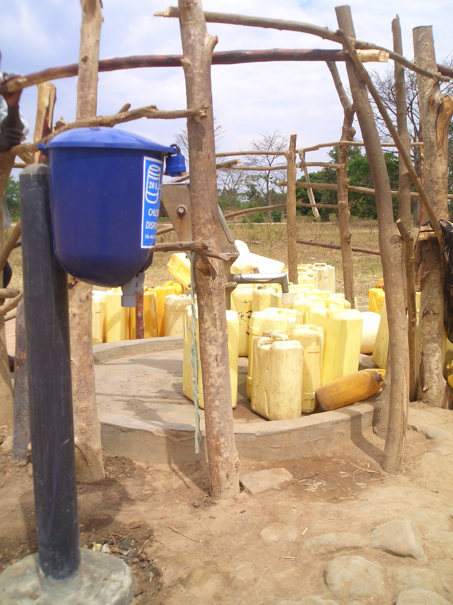 Sustained Adoption of a Rural Water Service: A New Systematic Review of the Evidence