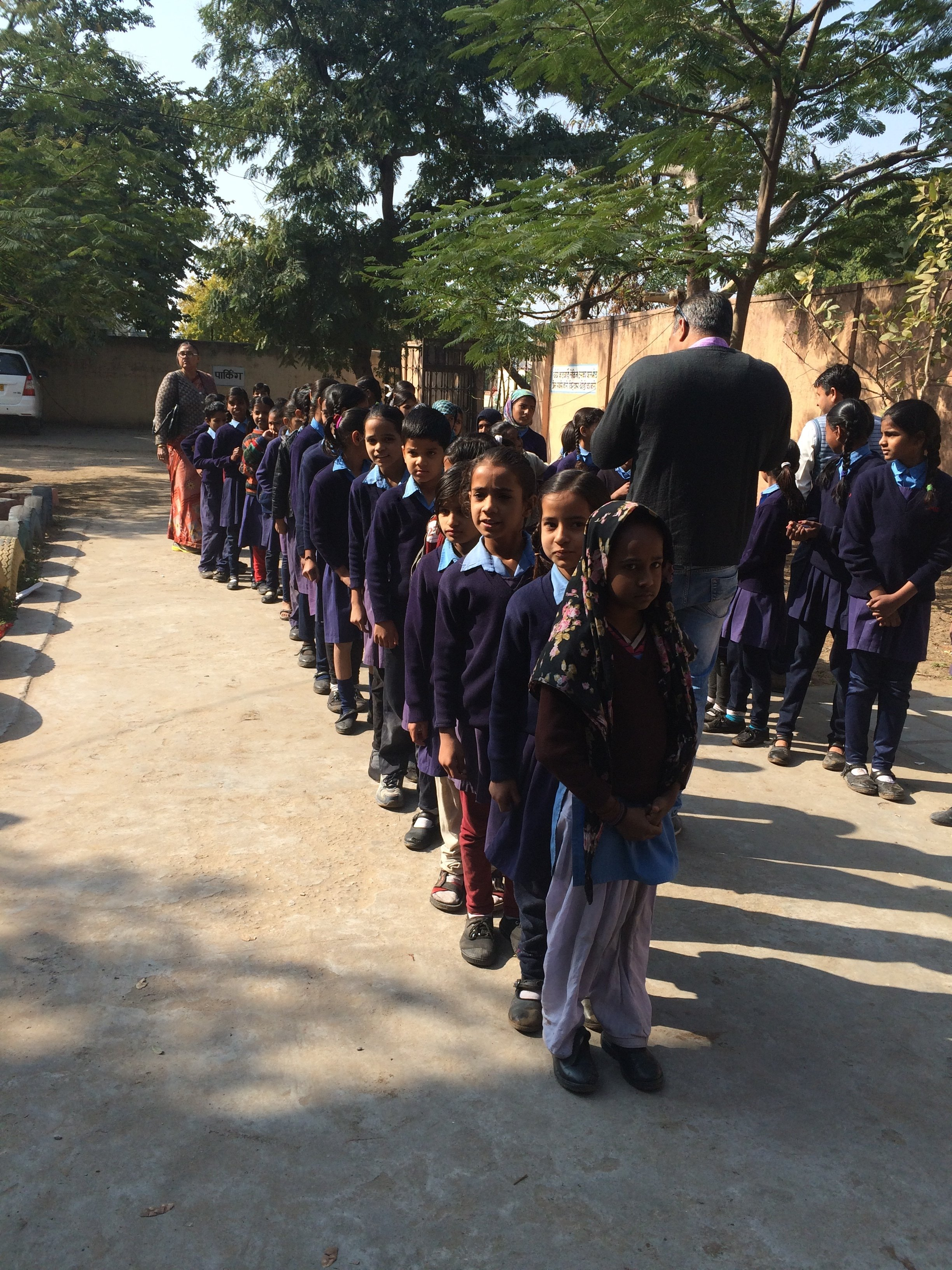 Deworming India