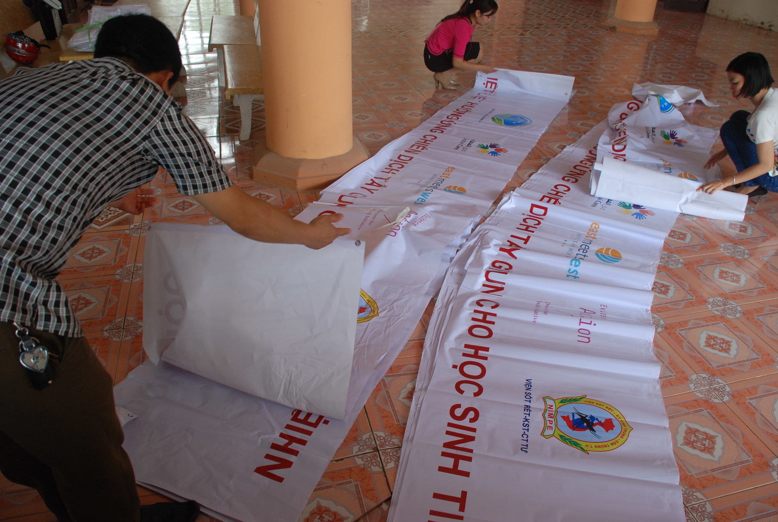 Expanding our Reach: Supporting School-Based Deworming in Vietnam