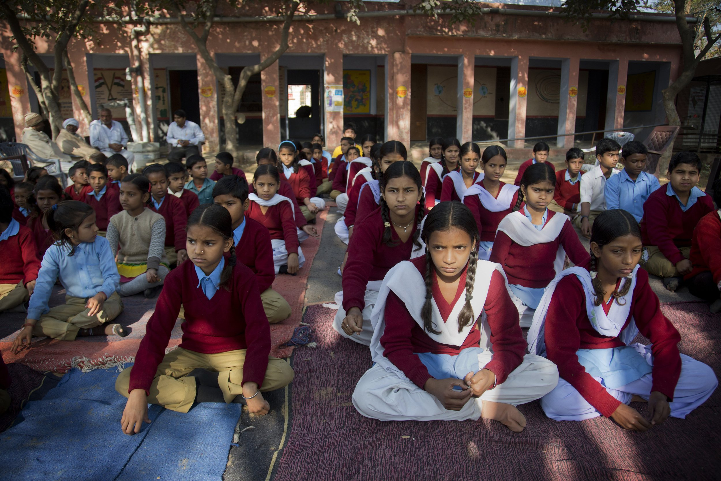 Reaching the Poorest Children: Engaging Private School in India's National Deworming Day