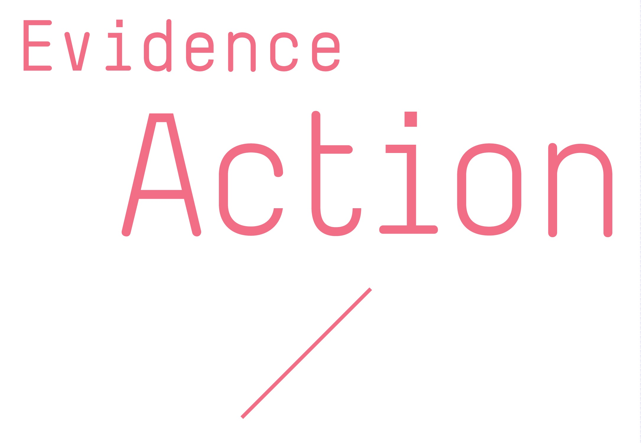 Evidence Action Announces Leadership Transition