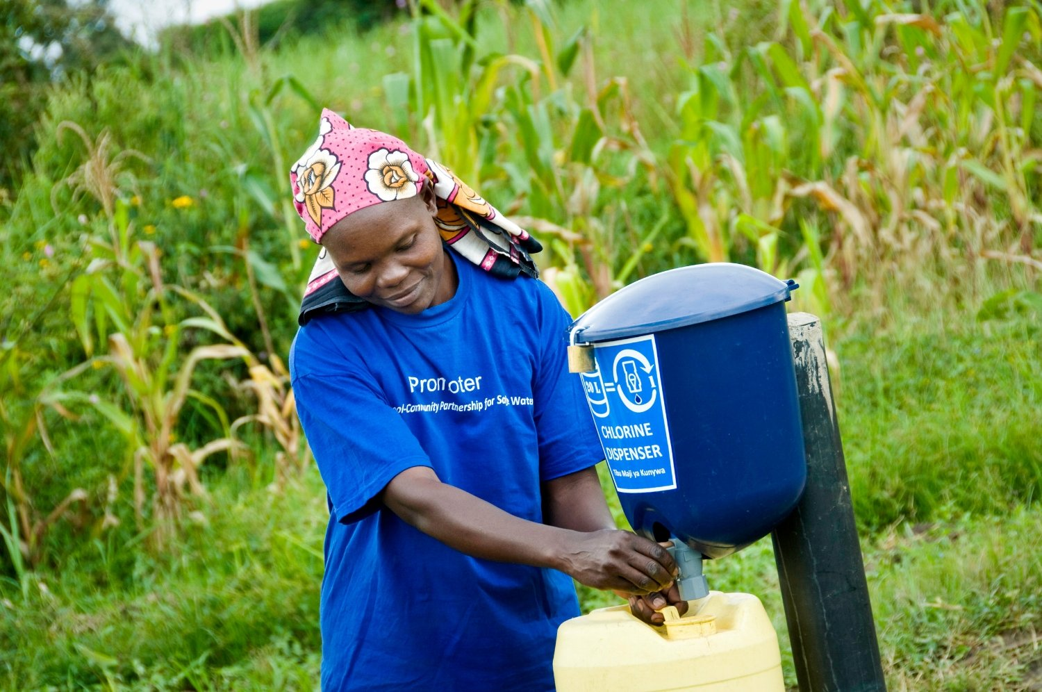 Dispensers for Safe Water: Lessons learnt from operating at scale