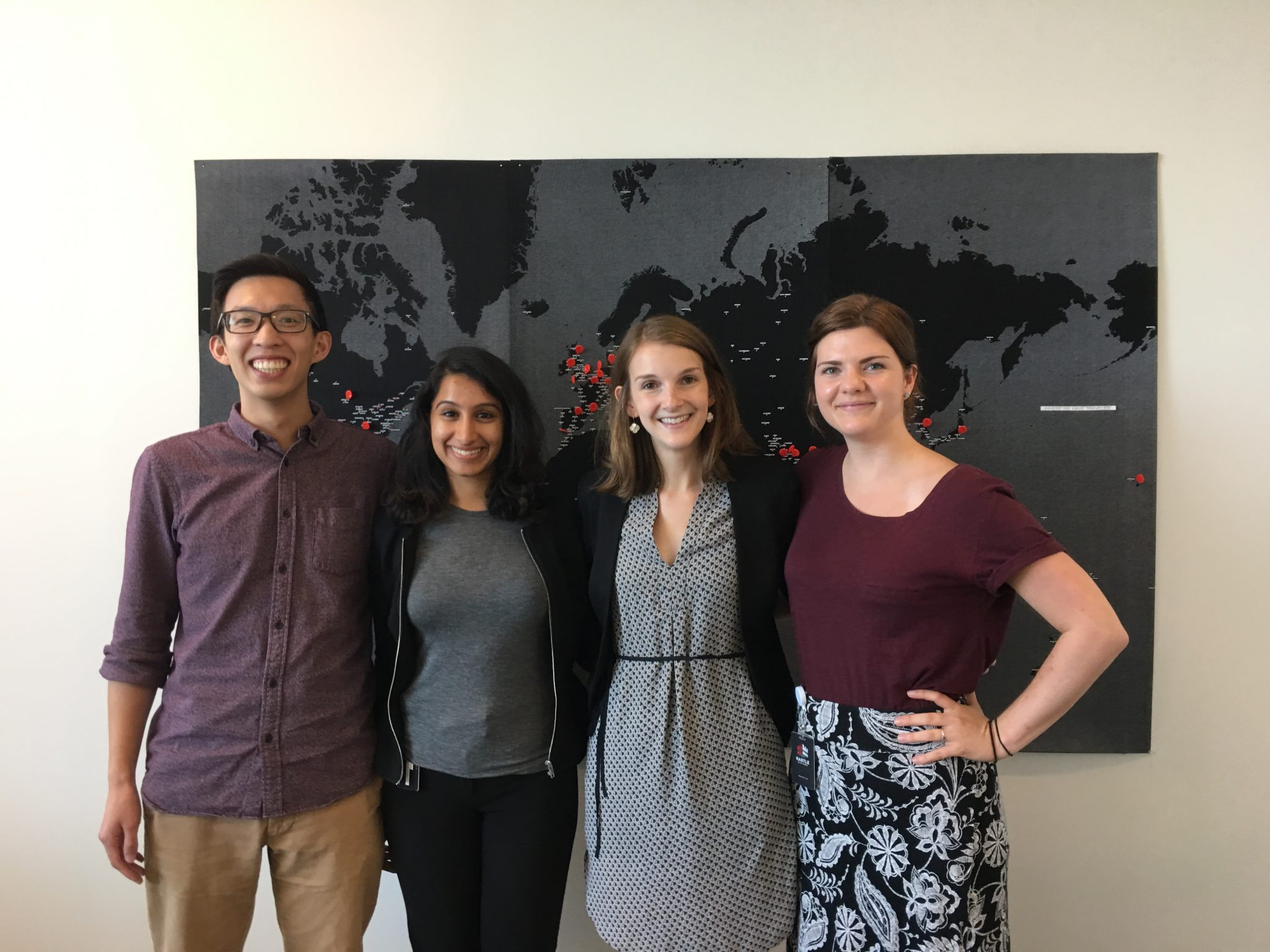 My Journey from Evidence to Action:  Reflections from a Global Health Corps Fellow