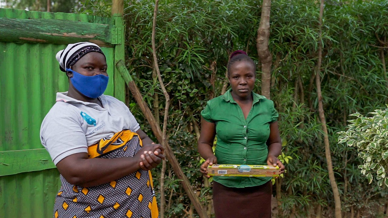 The Transformative Leadership of Women in Our Dispensers for Safe Water Program